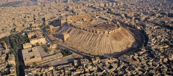 В сирийском Алеппо открылась первая после войны автошкола