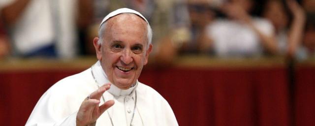 Папа Римский Франциск провел мессу в Абу-Даби