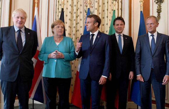 Марафон саммита «Большой семерки» начался сфальстарта
