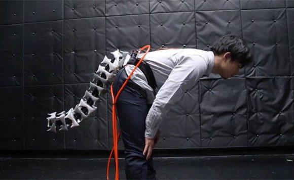 Персональный робохвост Arque улучшит вашу ловкость и балансировку