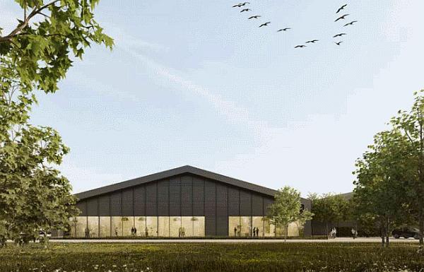 Британский музей построит новое здание для древностей
