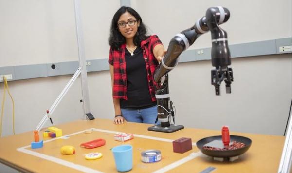 Робот MacGyver научился создавать полезные инструменты из подручных предметов
