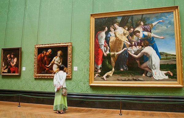 Лондонская Национальная галерея хочет купить шедевр Джентилески