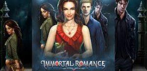 Онлайн слот Immortal Romance