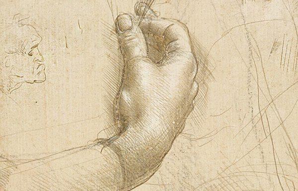 Леонардо в Лувре — хорошо изученное старое