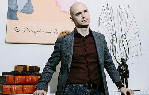 Дмитрий Волков: «Готов побыть медиумом для художников»