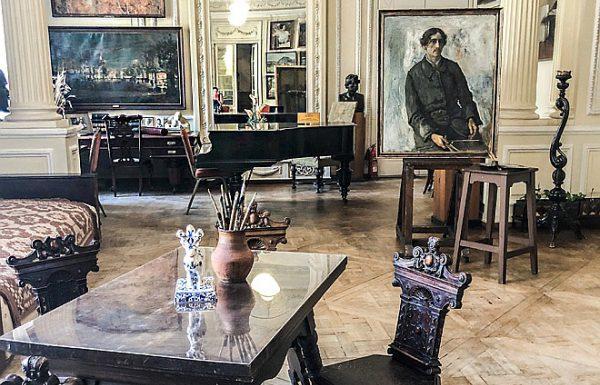 Музей-квартира Исаака Бродского отмечает сразу три важные для себя даты