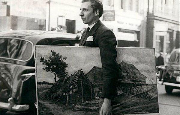 Как ван Гога стоимостью €15 млн купили на деревенском аукционе за £4