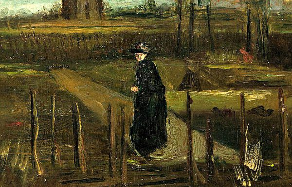 Картину ван Гога похитили из нидерландского музея