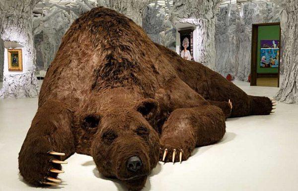 Сказка не про бурого медведя