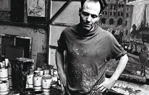 Франк Ауэрбах: «Язык живописи изменился, а рисунок как будто бы не зависит от времени»