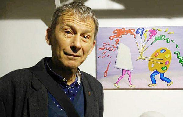 Георгий Литичевский: «Хожу за продуктами и много рисую»