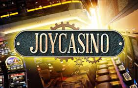 Игровые автоматы онлайн казино Джой Казино