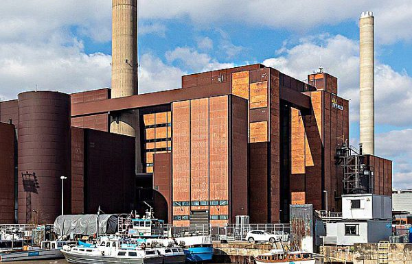 Электростанцию в Хельсинки превратят в большой центр искусств