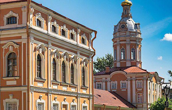 Александро-Невскую лавру готовят к празднованию 800-летия ее небесного патрона