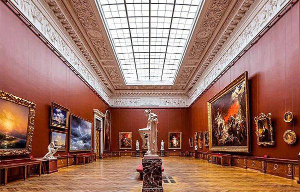 Семь российских музеев вошли в сотню самых посещаемых музеев мира в 2020 году