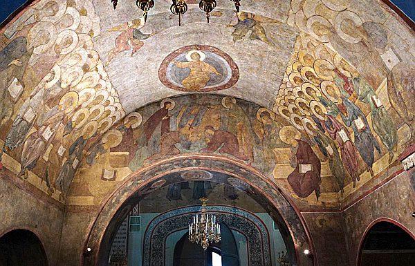 Фрески Рублева предстали в новом свете