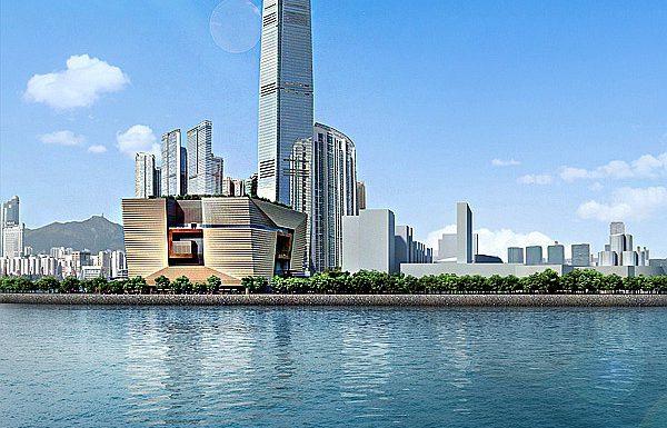 «Запретный город»: теперь и в Гонконге