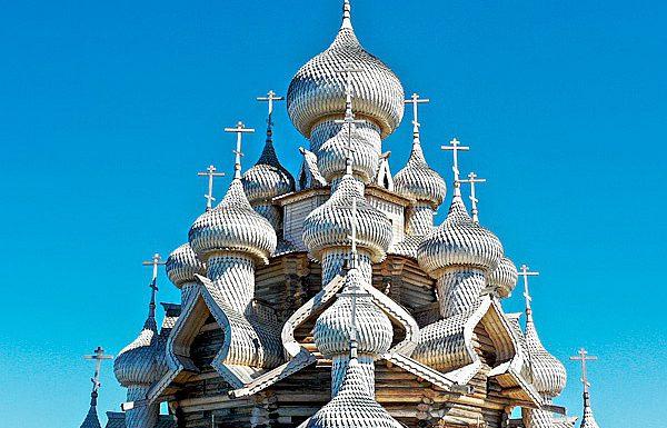 Церковь Преображения Господня в Кижах открыли для посещения